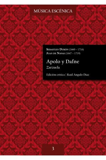 Durón, Navas | Apolo y Dafne
