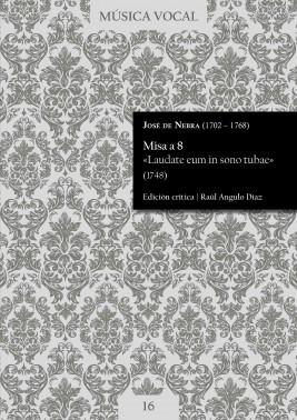 Nebra | Mass «Laudate eum in sono tubae»