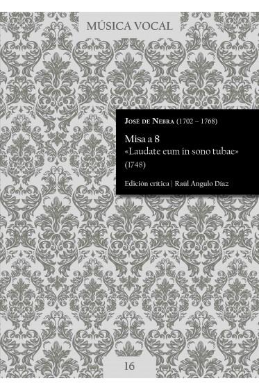 Nebra | Misa «Laudate eum in sono tubae»