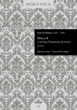 Nebra | Misa «Laudate Dominum de terra»