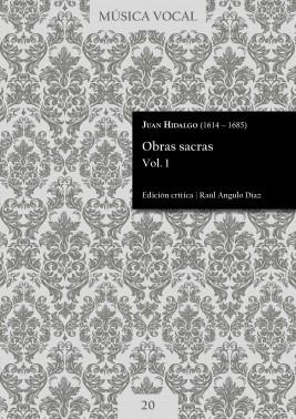 Hidalgo | Obras sacras Vol. 1