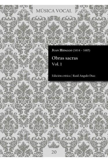 Hidalgo | Sacred works Vol. 1