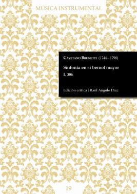 Brunetti | Sinfonía en si bemol mayor L 306