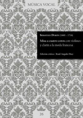 Durón | Misa a la moda francesa