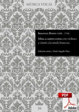 Durón | Misa a la moda francesa DIGITAL