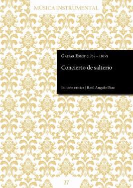 Esmit | Concerto for dulcimer