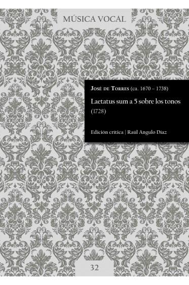 Torres | Laetatus sum a 5