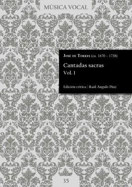 Torres | Cantadas sacras Vol. 1