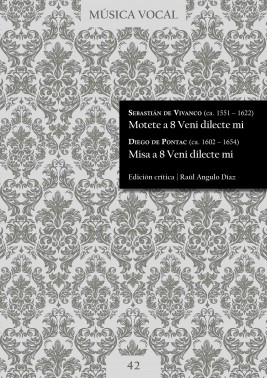 Vivanco, Pontac | Motet and Mass Veni dilecte mi