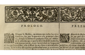 Prólogo de Emanuele Rincón de Astorga a sus «Cantadas humanas a solo» (1726)