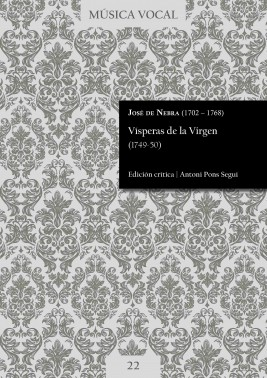 Nebra | Vísperas de la Virgen (1749-50)