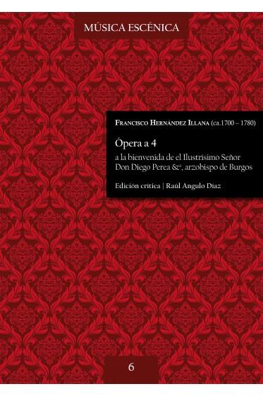Illana   Opera a 4