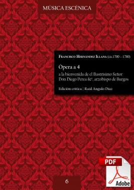 Illana | Opera a 4 DIGITAL