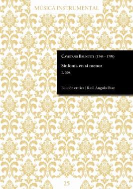 Brunetti | Symphony in b minor L 308