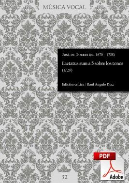 Torres | Laetatus sum a 5 DIGITAL