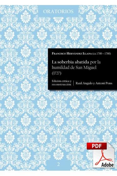 Illana   La soberbia abatida por la humildad de San Miguel