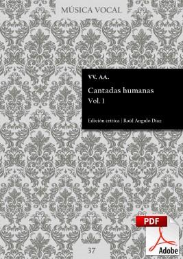 VV.AA. | Cantadas humanas Vol. 1