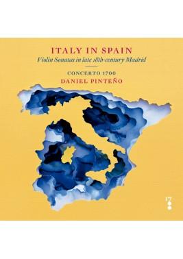 ITALY IN SPAIN | Violin Sonatas in late 18th-century Madrid