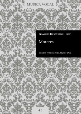 Durón | Motets