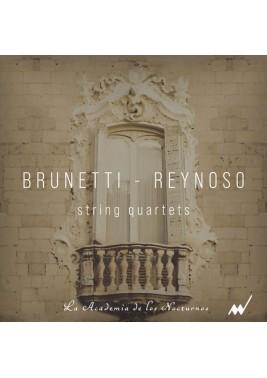 Brunetti, Reynoso | String quartets