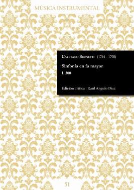 Brunetti | Symphony in F major L 300